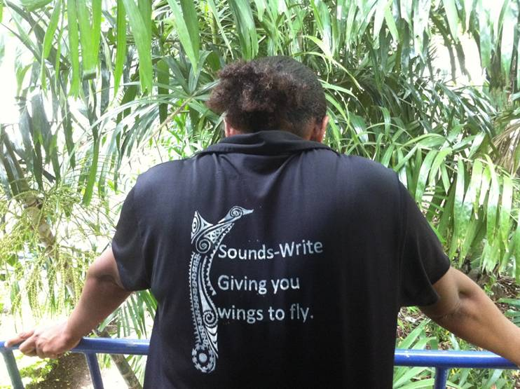 Sounds-Write gives you wings!